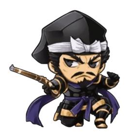 File:Hyakuman-nin no Sengoku Musou - Takigawa Kazumasu.png