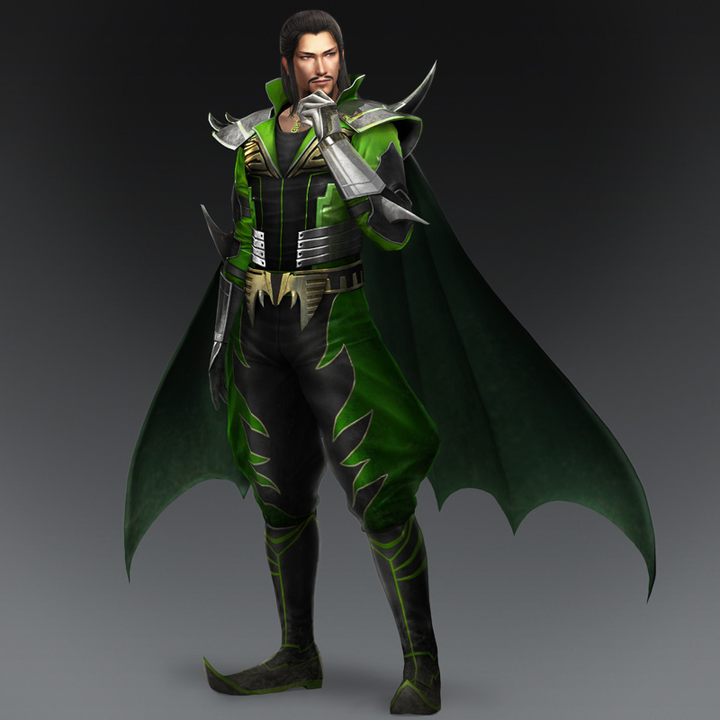Warriors Orochi 3 Ultimate Dlc Weapons: Image - Zhuge Liang Job Costume (DW8 DLC).jpg