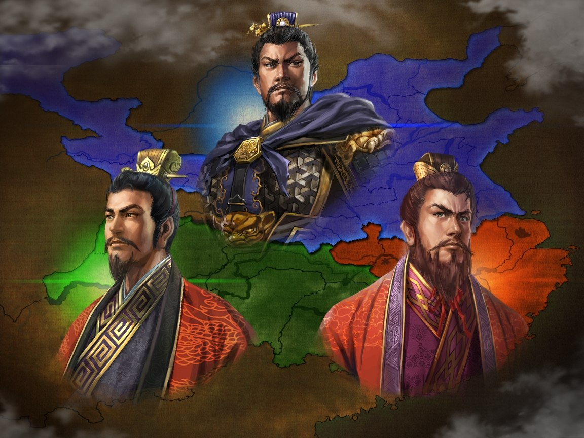 Three Of Kingdoms