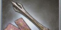 Kanetsugu Naoe/Weapons