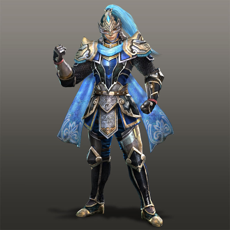 Warriors Orochi 3 Ultimate Dlc: Image - XiahouBa-DW7-DLC-Fantasy Costume.jpg