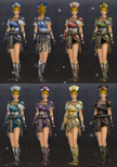 DW7E Female Costume 14
