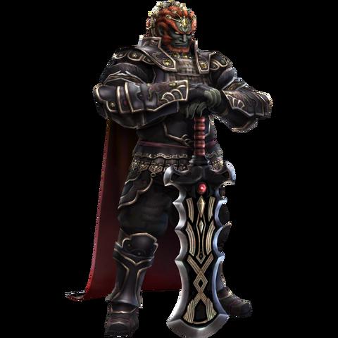 File:Ganondorf Costume 1 - HW DLC.png