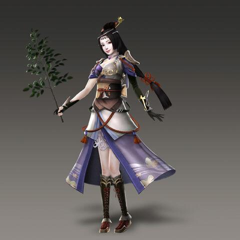 File:Kaguya Toukiden Costume (WO3U DLC).jpg