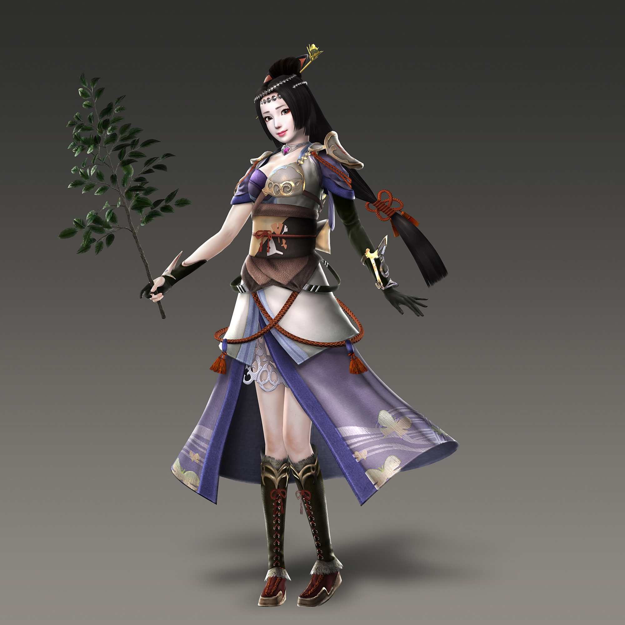 Warriors Orochi 3 Ultimate Gameplay: Image - Kaguya Toukiden Costume (WO3U DLC).jpg