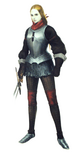 Lady Fencer Unit 2 (BS)