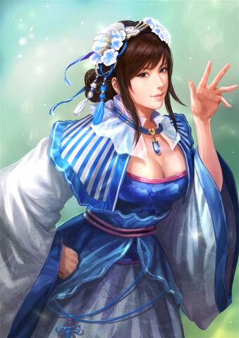 File:Wang Yuanji Collaboration Costume (ROTK13 DLC).jpg