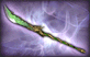 3-Star Weapon - Green Dragon