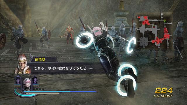 File:Musou Orochi 3 - Scenario Set 16 Screenshot 3.jpg