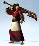 Sakon Shima Yukata Costume (SW4E DLC)