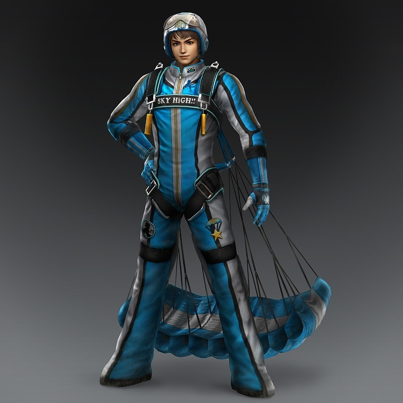 Warriors Orochi 3 Ultimate Vs Dynasty Warriors 8 Xtreme Legends: Image - Xiahou Ba Job Costume (DW8 DLC).jpg