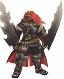 Ganondorf Concept (HW)