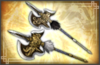 Twin Axes - 4th Weapon (DW7)