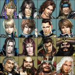 Jin & Others Avatar Set (DW7 DLC)