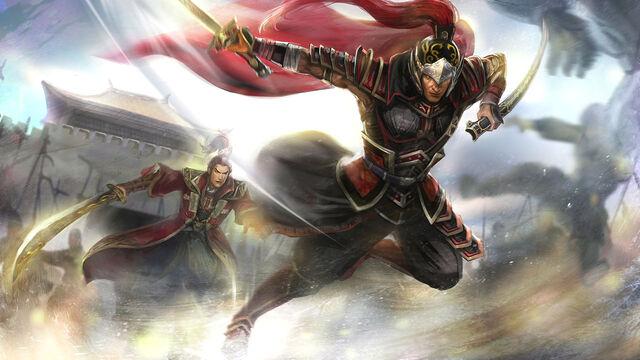 File:Three Kingdoms Wallpaper 4 (DW8 DLC).jpg