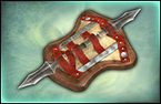 Spiked Shield - 2nd Weapon (DW8)