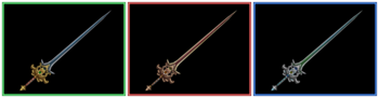 DW Strikeforce - Long Sword 7