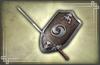 Sword & Shield - 2nd Weapon (DW7)