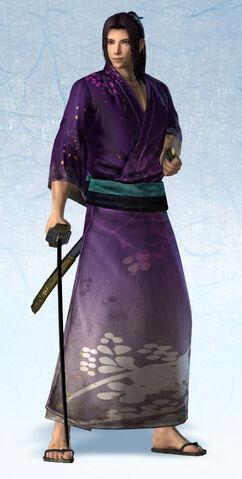 File:Mitsuhide Akechi Yukata Costume (SW4E DLC).jpg
