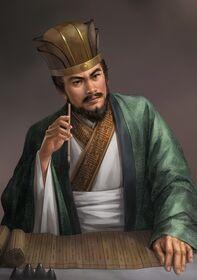 ROTK12 Zhong Yao