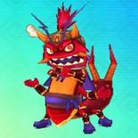 Geki Dragon Cao Zhen (YKROTK)