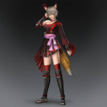 Lu Lingqi Collaboration Outfit (DW8XL DLC)