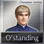 Champion Jockey Trophy 16