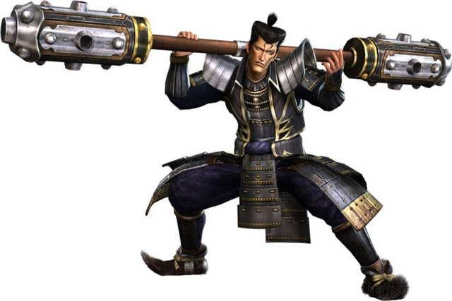 File:Masanori Fukushima - Samurai Warriors 3 XL.PNG