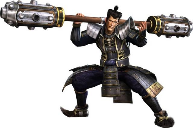 File:Masanori Fukushima - Samurai Warriors 3 XL.PNG