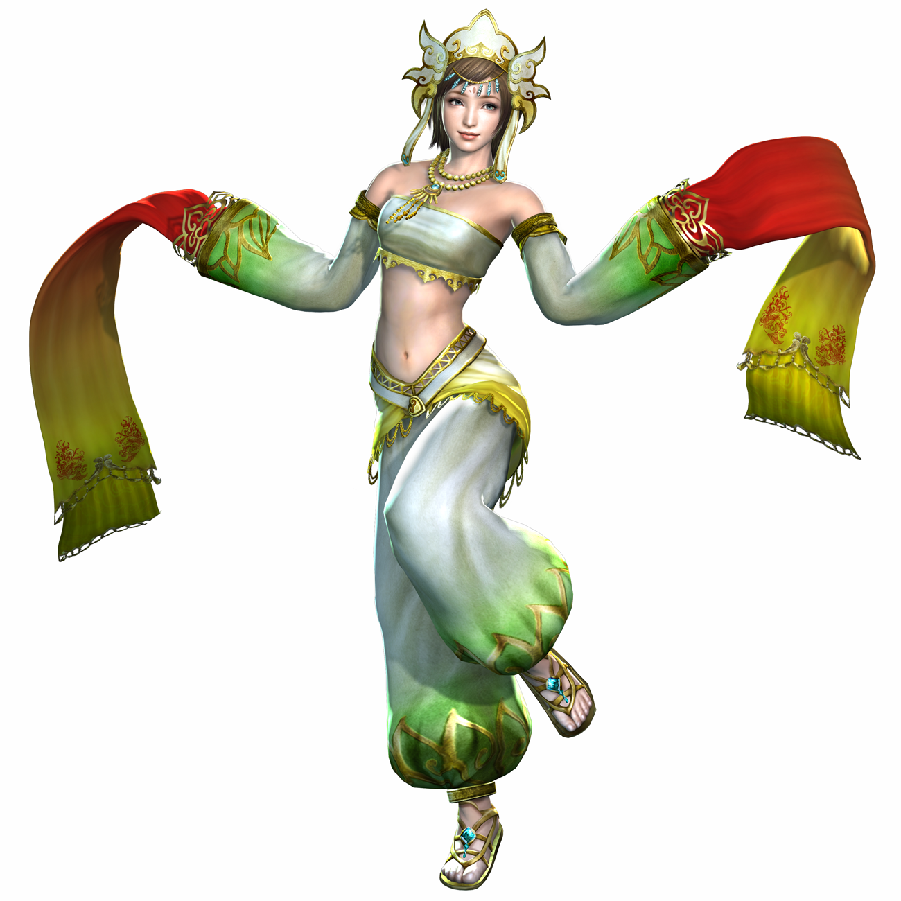 Best Characters In Warriors Orochi 4: Warriors All-Stars