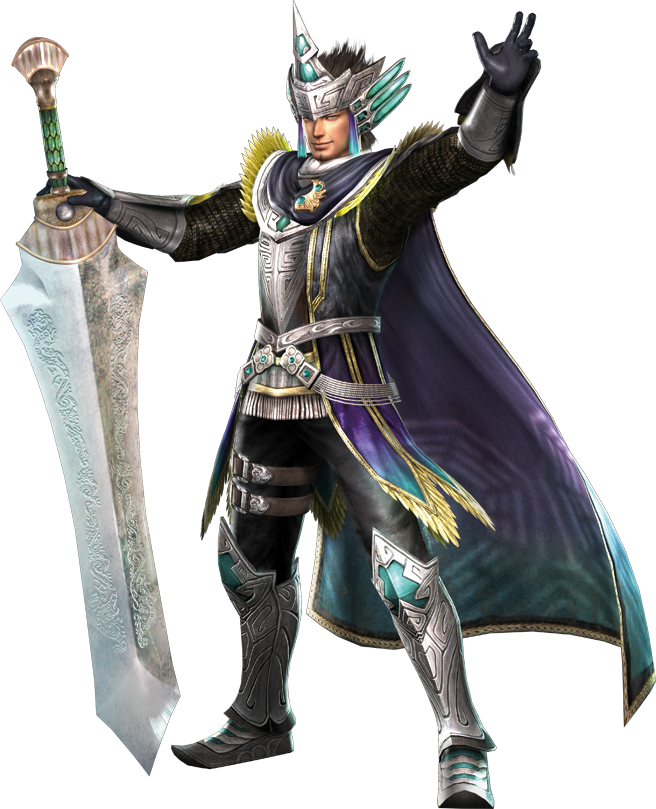 Warriors Orochi 3 9 Tails: Image - FuXi - WO3 Render.png