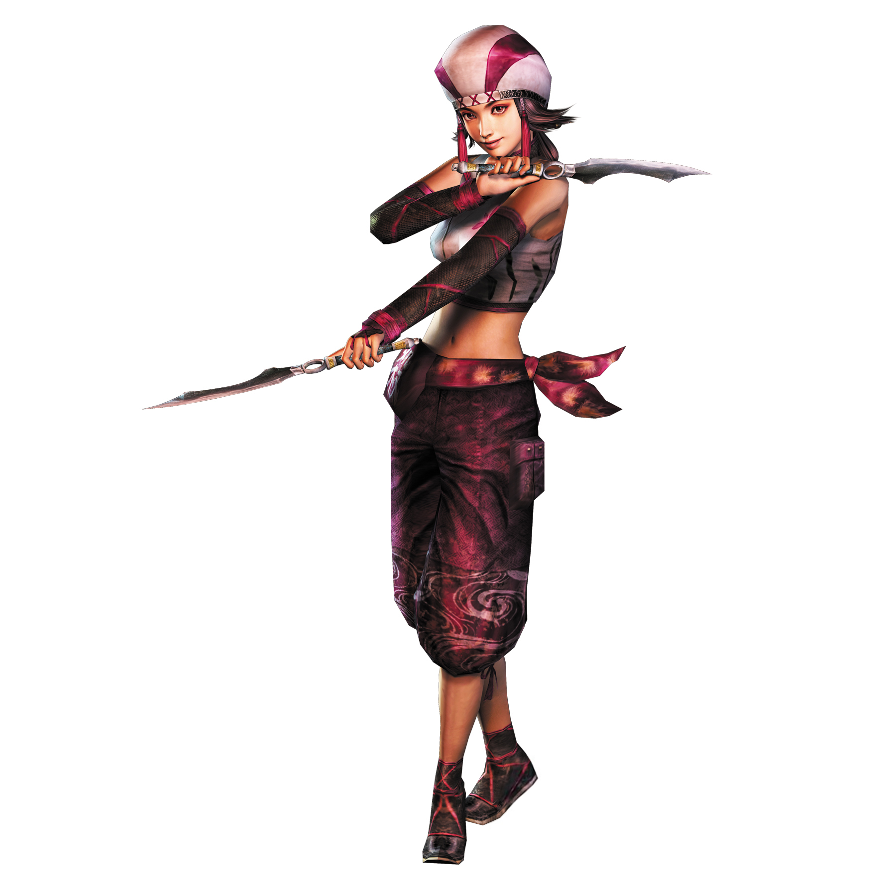 Warriors Orochi 3 Weapons