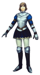 Lady Fencer Unit 4 (BS)