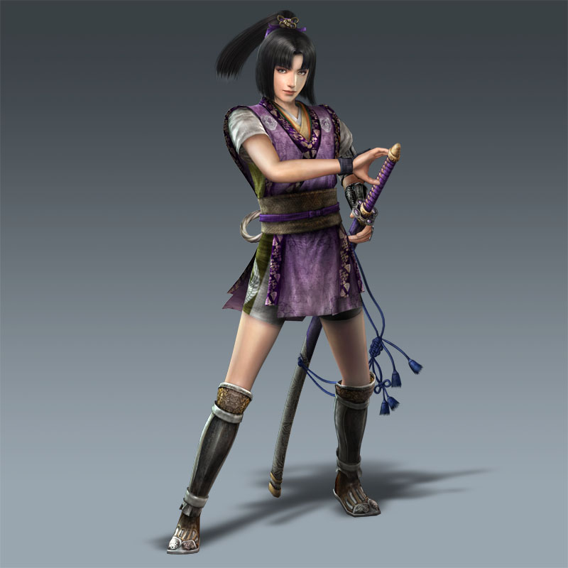 Warriors Orochi 3 Ultimate Dlc: Image - Ranmaru-wo3-dlc-sw1.jpg