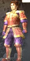 Thin Yukishita Armor (Kessen III)