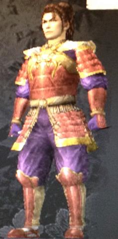 File:Thin Yukishita Armor (Kessen III).png