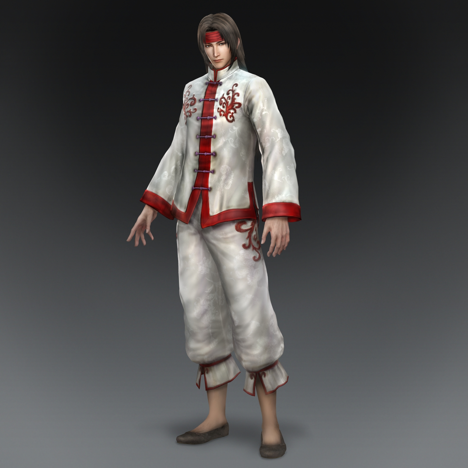 Zhou Yu DW1 Costume  DW8 DLC   Zhou Yu Dynasty Warriors 8