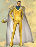 Kizaru Alternate Costume (OP3)