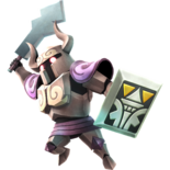 Toon Zelda - Phantom (HWL)