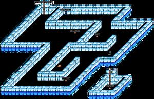 Crystal Cavern Main Map