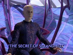 Secret strandhill title