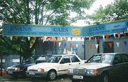 Evans and Son Mini-cab and Car Lot