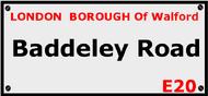 Baddeley Road, Walford