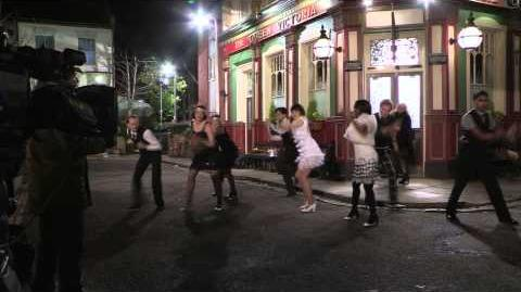 The Making of the EastEnders Big Albert Square Dance