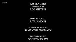 End Credits Ronnine and Roxy's Death (1 January 2017)