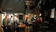 Daniel Coonan's first week on EastEnders! 8