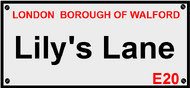 Lily's Lane, Walford