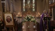 Peggy Mitchell Funeral 2 (4 July 2016)