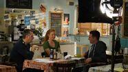 Daniel Coonan's first week on EastEnders! 2