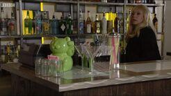 The Albert Bar Area